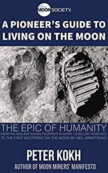 living on the moon